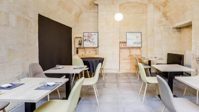 Vue de l'intérieur - Yumi, Bordeaux