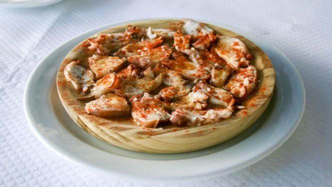 Sugerencia del chef - Centro Gallego, Madrid