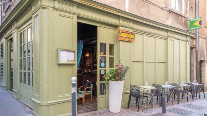 Entrée - Sambahia, Lyon