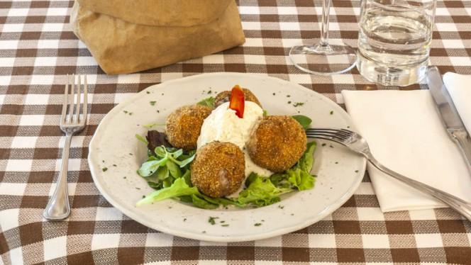 Suggerimento dello chef - La TrattOsteria de Milan, Milan
