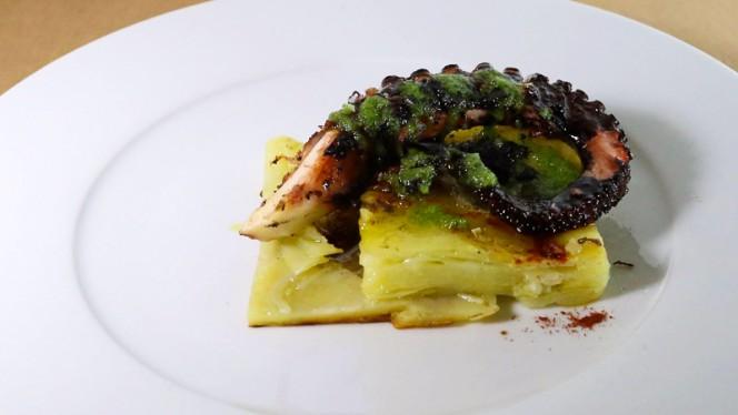 Sugerencia del chef - CASA MARIUS, Madrid