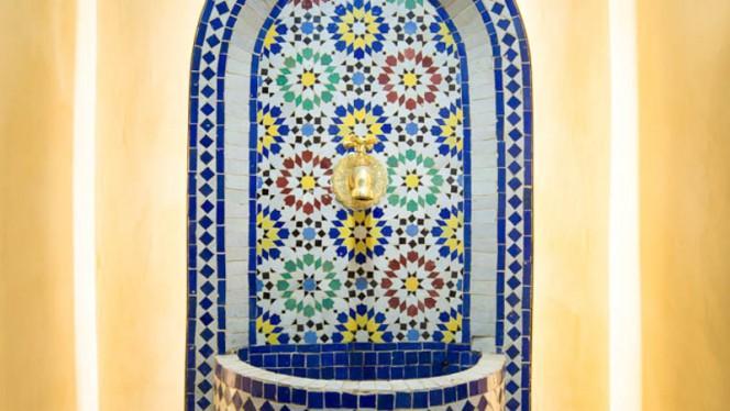 Detalle decoración - Almunia, Valencia