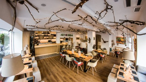 Art & Sushi Madrid, Madrid