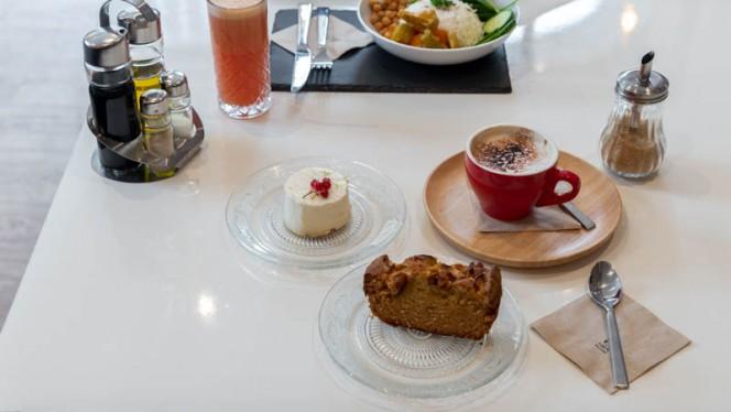 Suggestion du Chef - Cozette Cafe Concept Paris 5, Paris