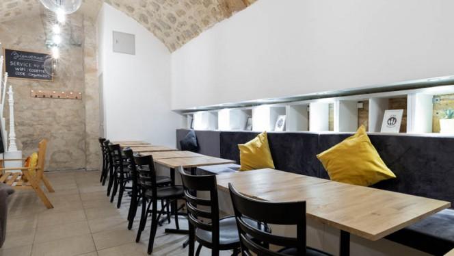 Vue de la salle - Cozette Cafe Concept Paris 5, Paris
