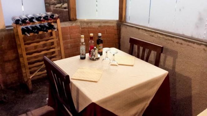tavolo - Il Gabbiano, Milan