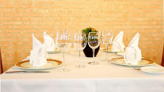 Vista mesa - Los Porches, Madrid