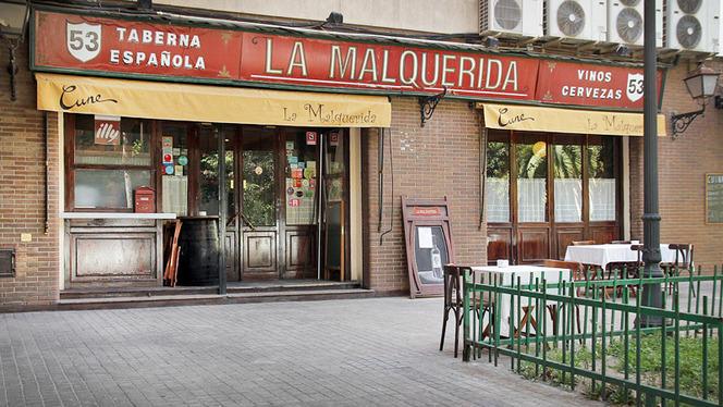 vista terraza - La Malquerida, Valencia
