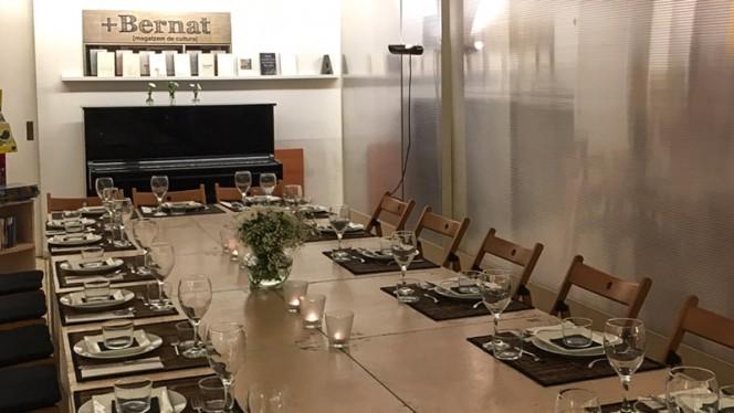 Comedor privado - +Bernat, Barcelona