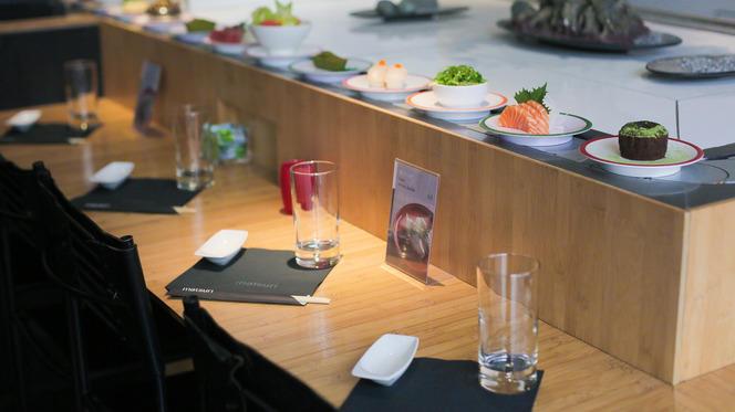 Tables dressées - Matsuri Victor Hugo, Paris