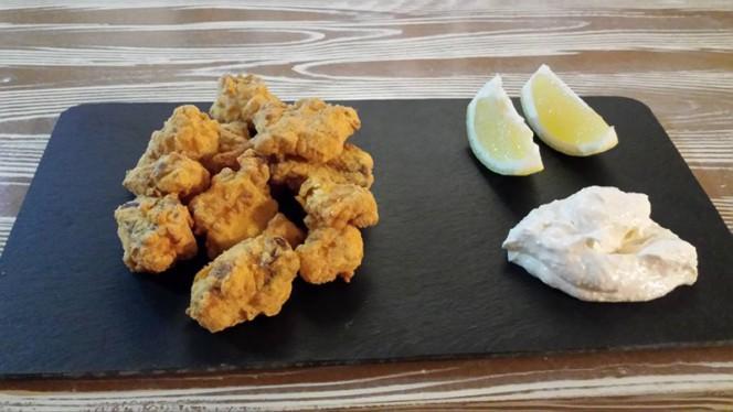 Sugestão do chef - Polvo Vadio, Cascais