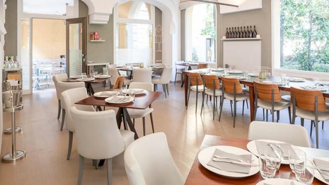 Vista sala - Sette Cucina Urbana, Milano