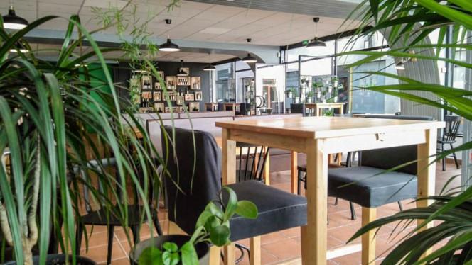 Vue de la salle - Racine Restaurant, Lyon