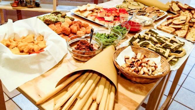 Catering per rinfreschi sostenibili - Alimenteria, Turin