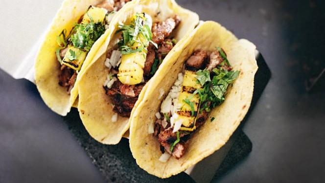 Sugerencia del chef - OAXACA Cuina Mexicana, Barcelona