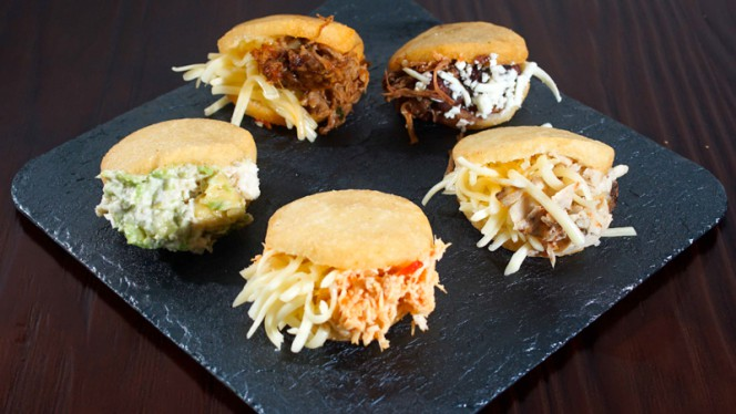 Sugerencia del chef - Arepas And Go, Madrid