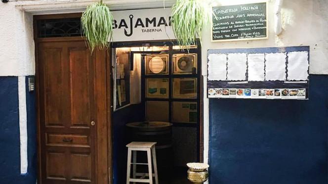 Bajamarea 10 - Bajamarea, Valencia