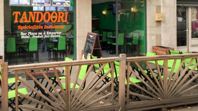 Terrasse - Jasmin Tandoori, Lyon-3E-Arrondissement