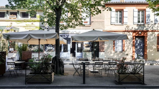Terrasse - Ma Cri'Perie, Toulouse