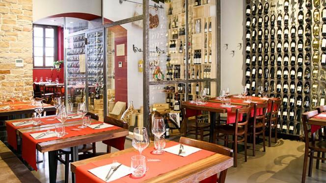 Vista ristorante - Vineria San Giovanni, Milan