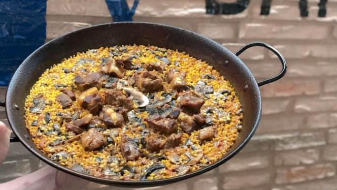sugerencia del chef - La Barraquita, Valencia