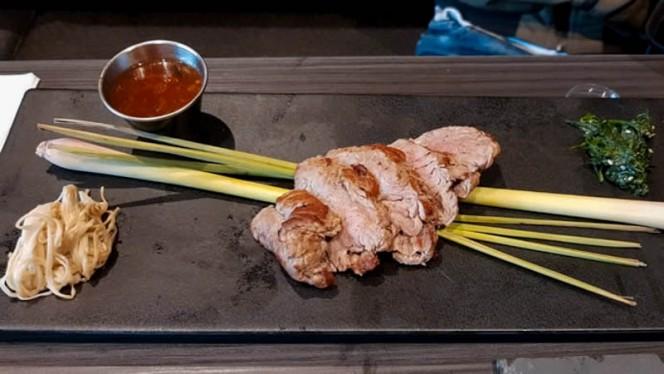 Suggestie - Miyabi Asian Cuisine, Utrecht