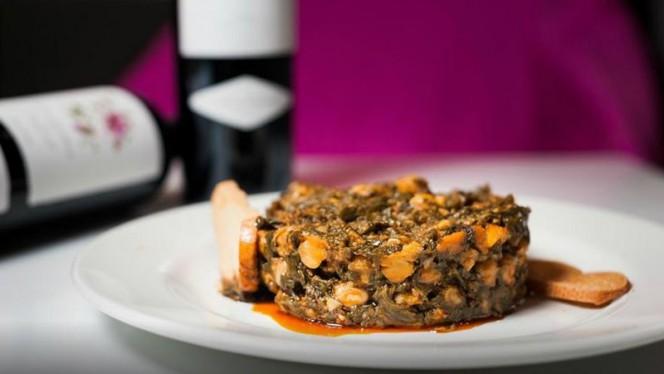 Sugerencia del chef - Jaime Alpresa, Sevilla