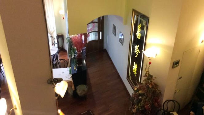 sala - La Felicità, Milan