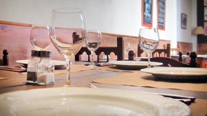 decoración de mesa - Che Baires, Valencia