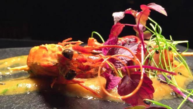 Sugestão do chef - Agulha no Palheiro, Lisboa