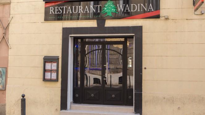 Devanture - Wadina, Marseille