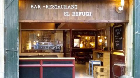 Refugi, Barcelona
