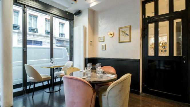 Vue de la salle - Madeleine C, Paris