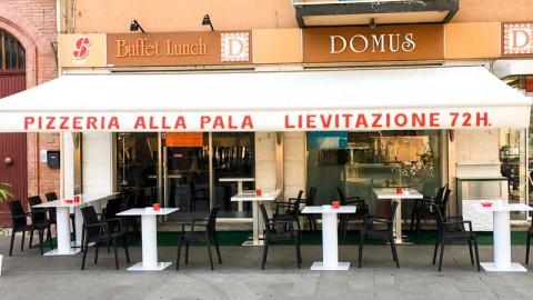 Pizzeria Domus, Rimini