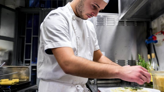 chef - Piero e Pia, Milan