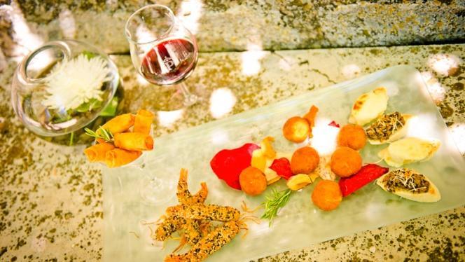 Detalle plato - Restaurante Parador de Chinchón, Chinchon