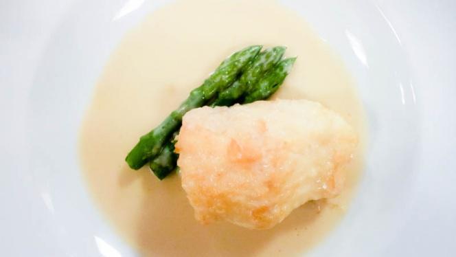 Merluza - Restaurante Parador de Chinchón, Chinchon