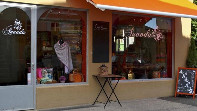 Vue extérieure - Ananda Café Boutique, Neuchâtel