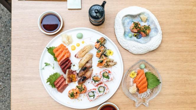 Sugestão do chef - Mood Restaurant & Sushi Bar, Porto