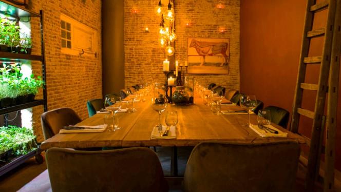 Restaurant - Meatcave Den Haag, Den Haag