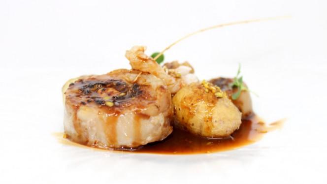 Sugerencia del chef - Aula Restaurant - CETT, Barcelona