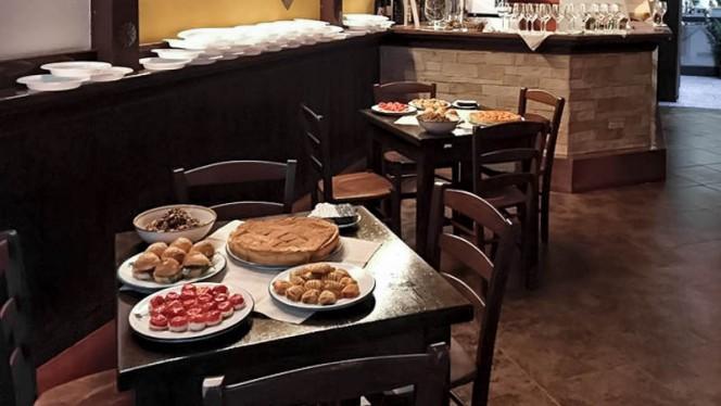 buffet - Osteria degli Ulivi, Ferrara