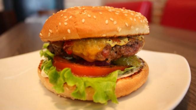 Smash burger - MacLaren's, Lille