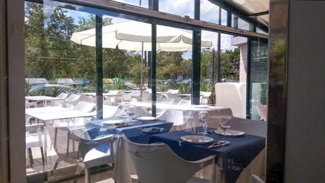 Vista de la sala - Italian Garden, Valencia