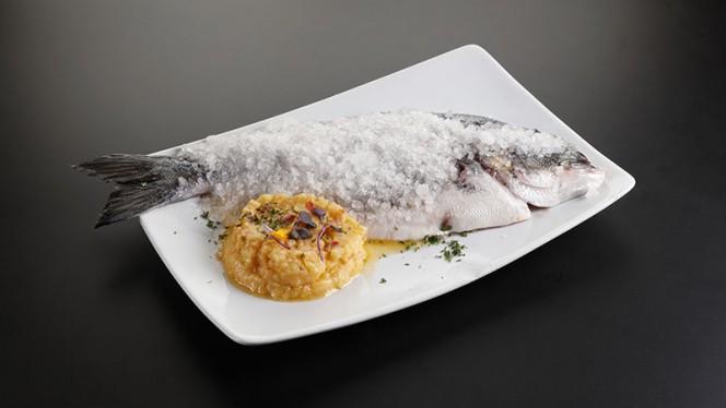 Sugerencia del chef - Cuevas El Secreto, Madrid