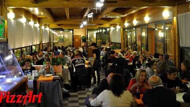 pizzart - Pizzart da Gimmy, Milan