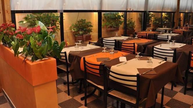 Tavoli - Pizzart da Gimmy, Milan