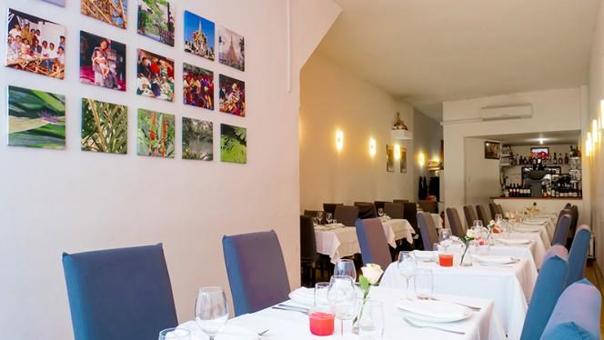Het restaurant - Restaurant Take Thai, Amsterdam