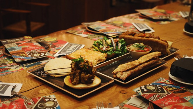 Sugerencia del chef - SAGÀS Pagesos i Cuiners, Barcelona