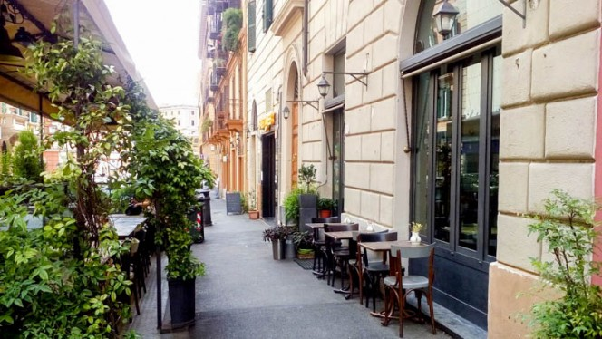 Terrazza - Pro Loco Pinciano, Rome